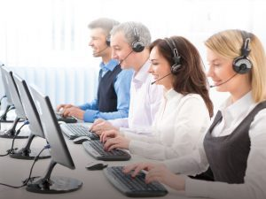 Premier Contact Point's live support team provides ongoing help and advice as you need it