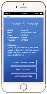 PCP Mobility Call Summary