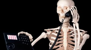 Call Centre waiting times