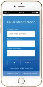 caller verification