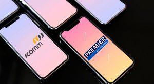 premier icomm partnership