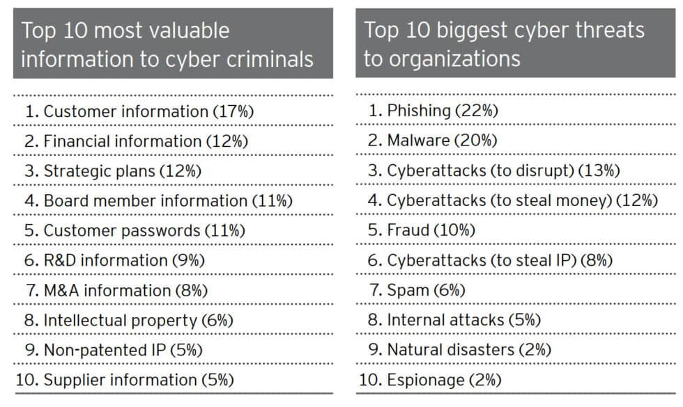Cyber security issues