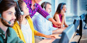 Upskilling customer service staff for complex enquiries